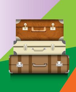 Gepäcktransport